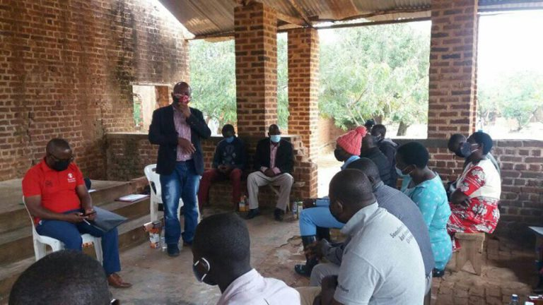MANASO continues to engage Community/Faith based organizations