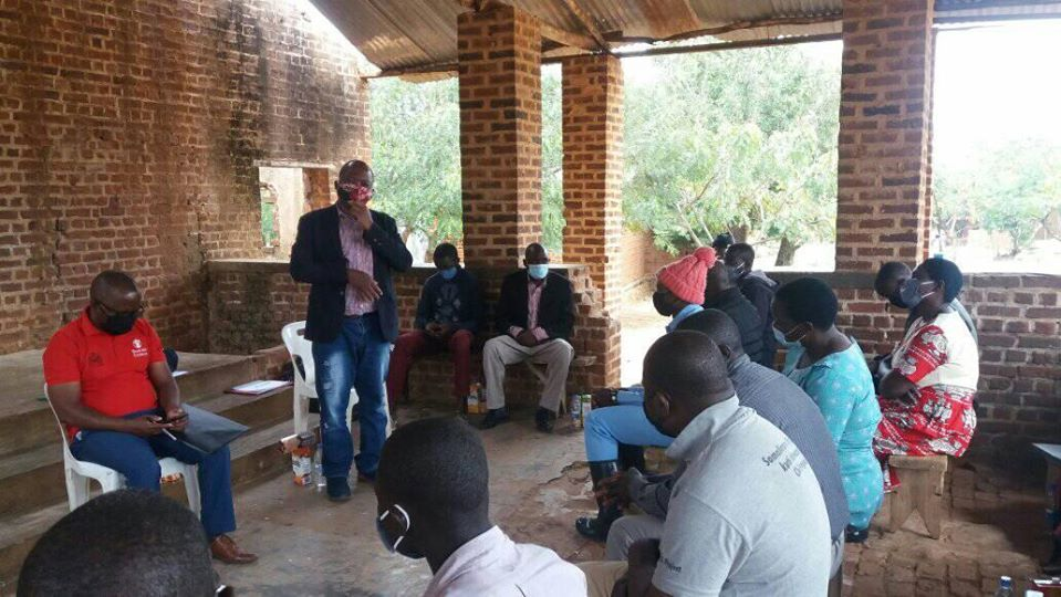 MANASO continues to engage Community/Faith based organizations