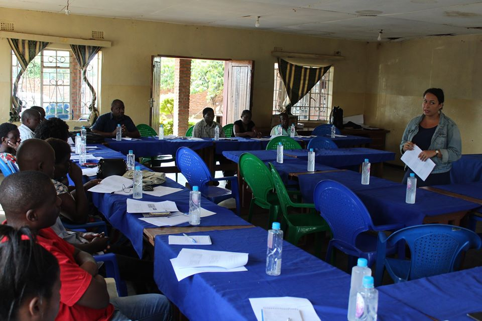 Training for Health Workers in Salima(The Tikhale Tcheru Project)